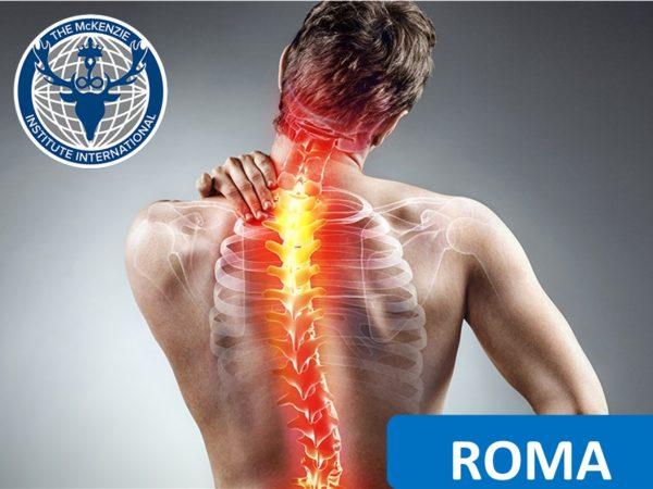 corsi ecm per fisioterapisti metodo mckenzie diagnosi e terapia meccanica