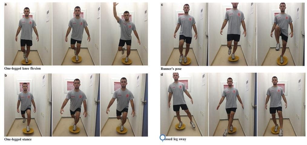 riabilitazione propriocettiva dopo ricostruzione del tendine d'achille esercizi per-l equilibrio