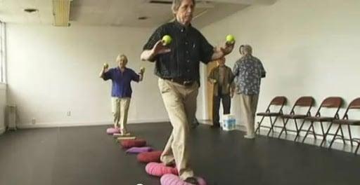il morbo di parkinson esercizi riabilitativi