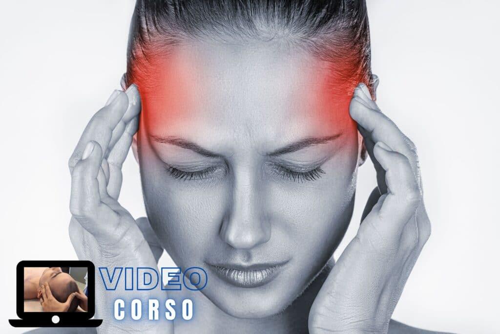 corsi ecm per fisioterapisti cefalea ed emicrania video corso