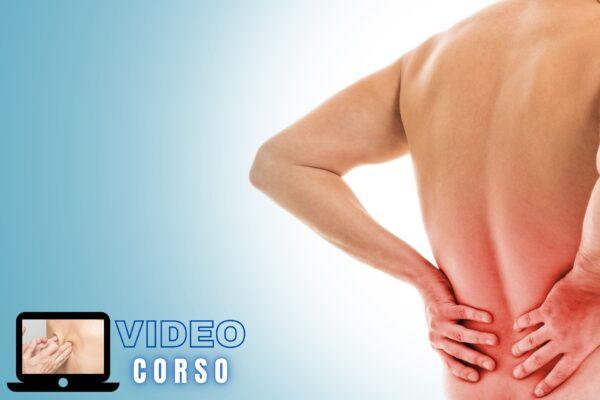 Lombalgia valutazione clinica e terapia manuale del rachide lombo sacrale